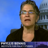 "Video: Phyllis Bennis on RT's ""Crosstalk: Eternal War"""