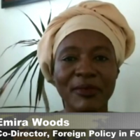 Emira Woods: Obama Administration Needs a New Approach to Africa