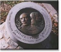 Letelier-Moffitt memorial stone
