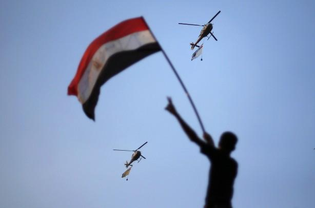 Celebrations and Dangers for Egypt's Revolutions