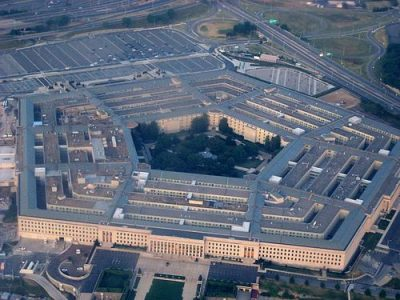 The Pentagon (credit gregwest98/Flickr)