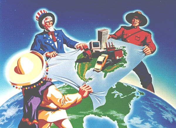 the genesis and impact of the north american free trade agreement nafta Treaties and agreements  while the united states had completed a free trade  agreement with canada in  benefits to the north american economies.