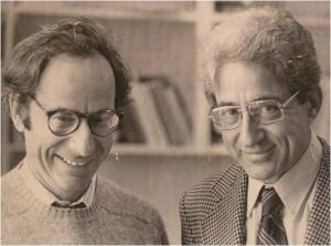 Marcus Raskin and Richard Barnet, Institute for Policy Studies archives