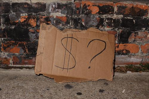 If You Can 'Speak' with Your Money, Then Why Is Asking For Money Illegal?