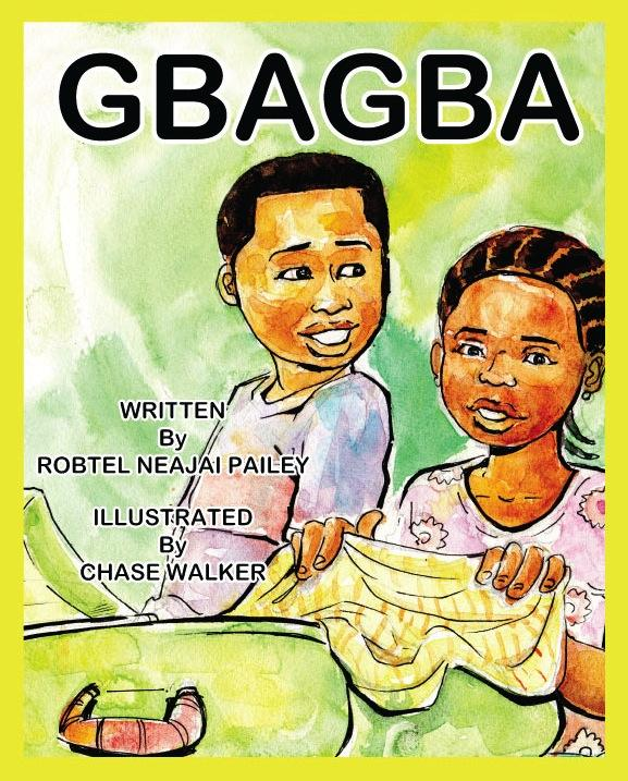 Author Event: Gbagba: A Children's Book