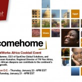 Thoughtworks Africa Cocktail Event