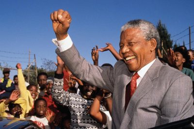 Mandela - Freedom Fighter