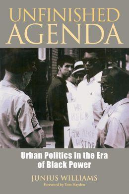 Author Event: Unfinished Agenda