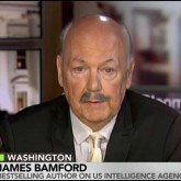 Revelations About The NSA: A Talk with James Bamford