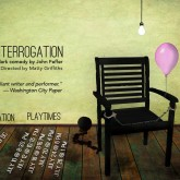 "Art Event: ""Interrogation"" – John Feffer"