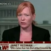 Janet Redman Democracy Now