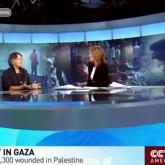 Phyllis Bennis CCTV America Gaza