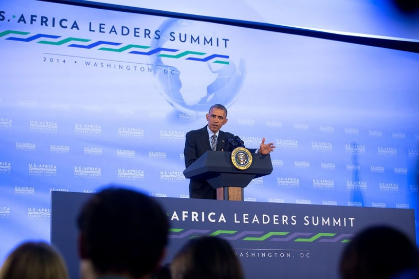 President Obama U.S.-Africa Leaders Summit