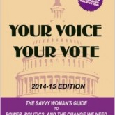 Your Voice Your Vote - bookcover_Martha Burk