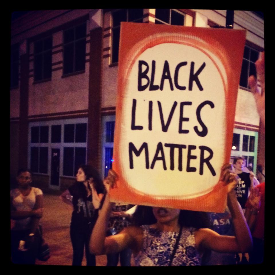 Was Ist Black Lives Matter