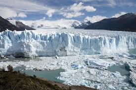 Melting Glacier - climate change