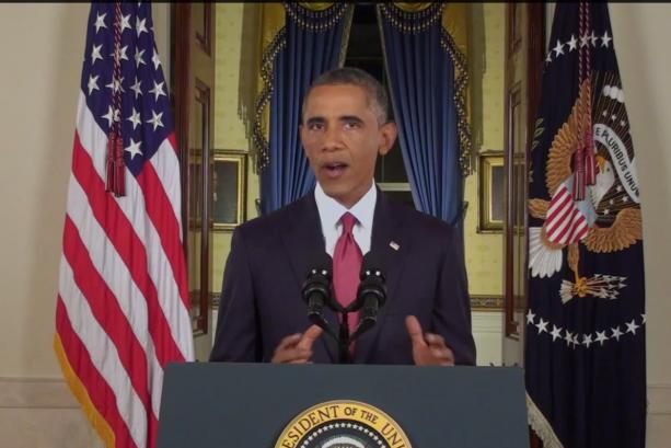 President Obama ISIL Speech