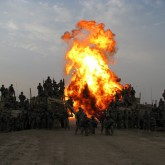 U.S. military explosion