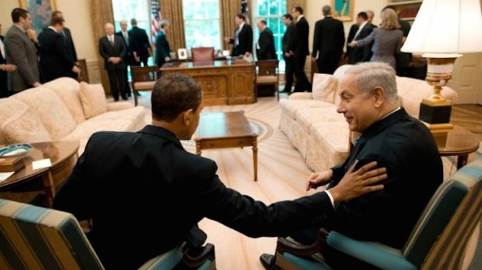 President Obama and Benjamin Netanyahu