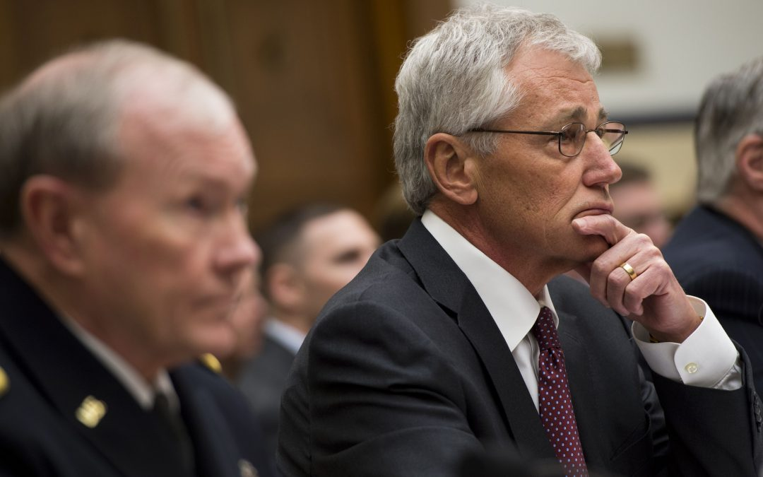 Chuck Hagel Resigns – A Look at His Track Record