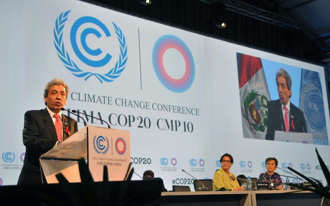 Dispatch from Lima: Seven Trends We Spotted at UN Climate Talks