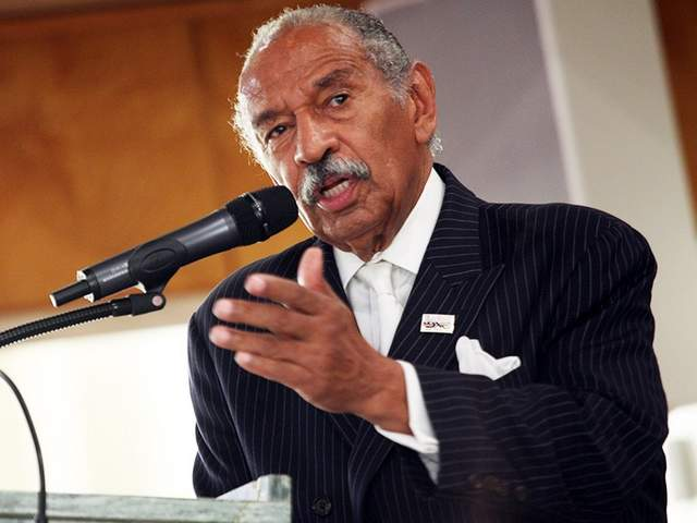 John Conyers' 50 Years of Service