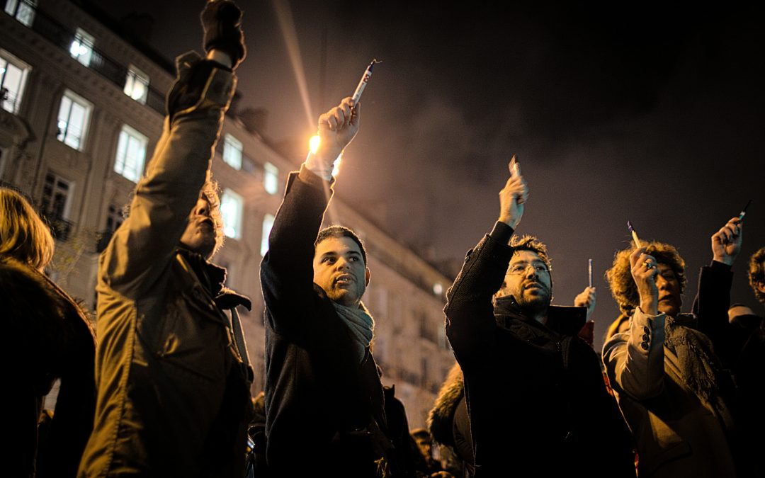 Charlie Hebdo: Middle East Blowback?