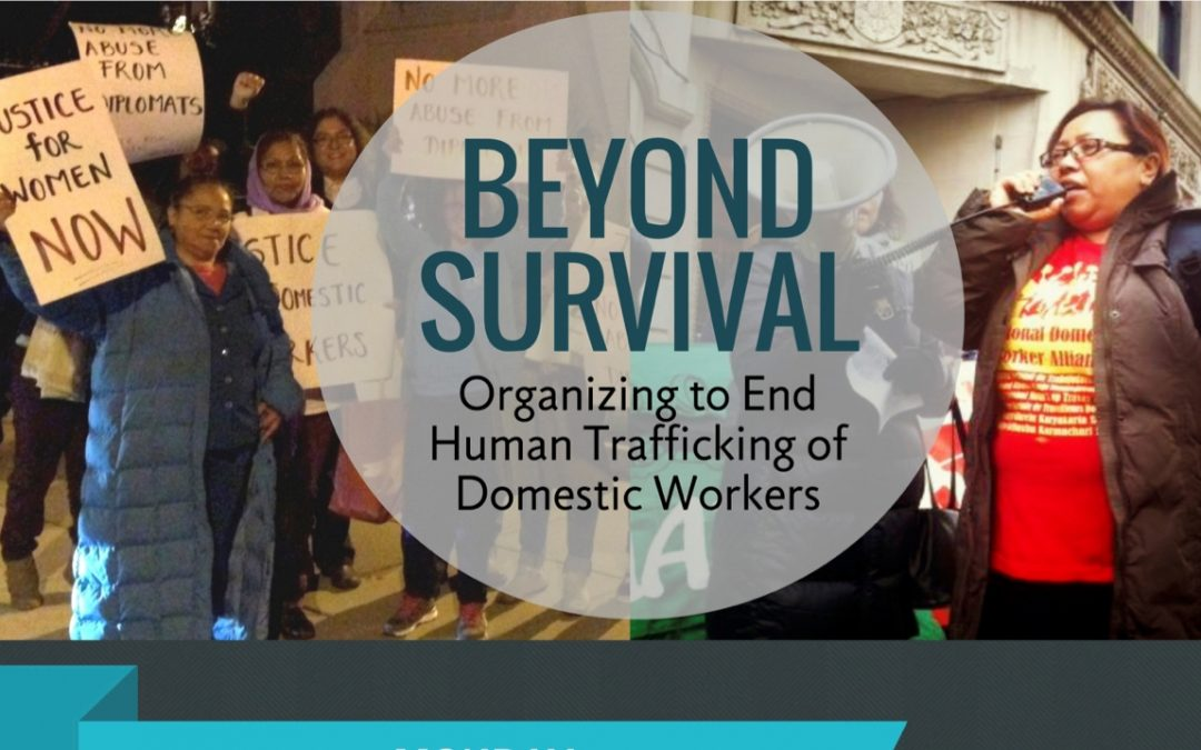 Brown Bag: Beyond Survival