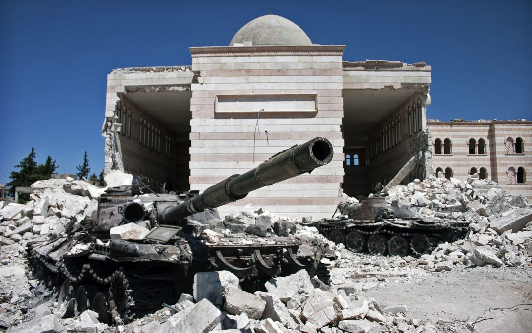 Syria Needs An Arms Embargo, Not an Economic One