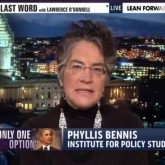 Phyllis Bennis on MSNBC's The Last Word