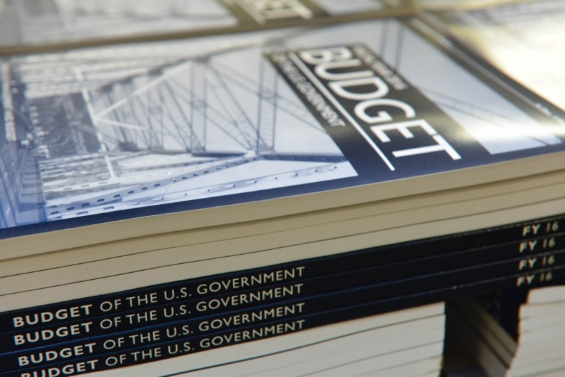 2016 Budget of the U.S. Government booklets