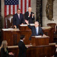 Netanyahu addresses congress