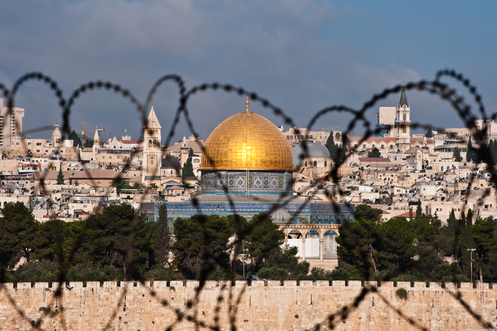 Jim Crow in the Holy Land