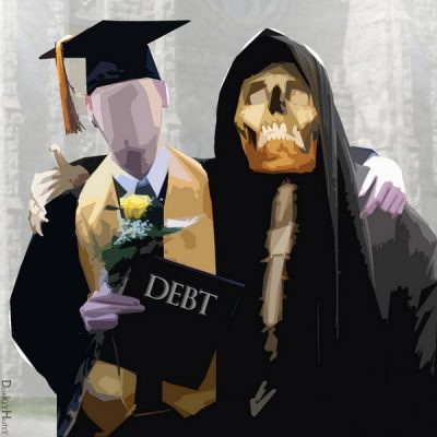 Inequality and student debt