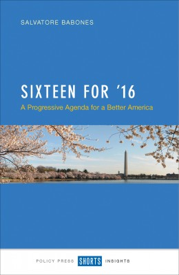 Sixteen for 16 Book cover