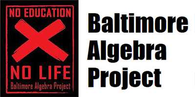 Baltimore Algebra Project