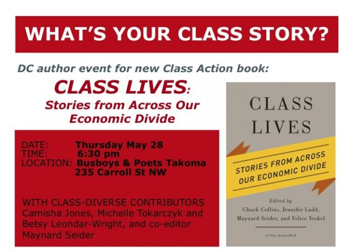 DC Class Lives event flyer-cropped