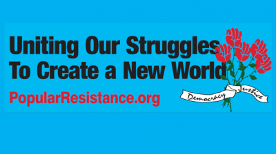 Popular Resistance