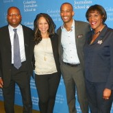 IPS Associate Fellow Marc Bayard with Melissa Harris-Perry and other leaders at the Black Worker Conference