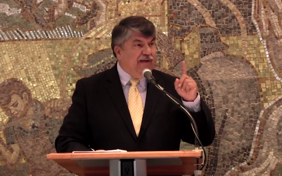 "Richard Trumka: Black Women Leaders of Labor Show Us a ""Bright Path Forward"""