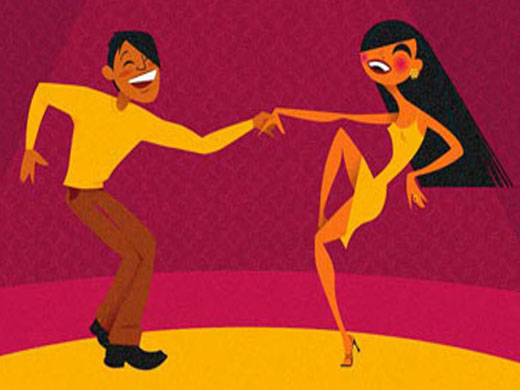 Arts Event: Salsa not Sanctions