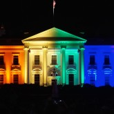 White House, Pride Colors