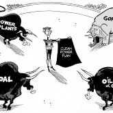 (Image: The Clean Power Plan Enters the Ring, Khalil Benbib)