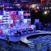 cnn debate stage