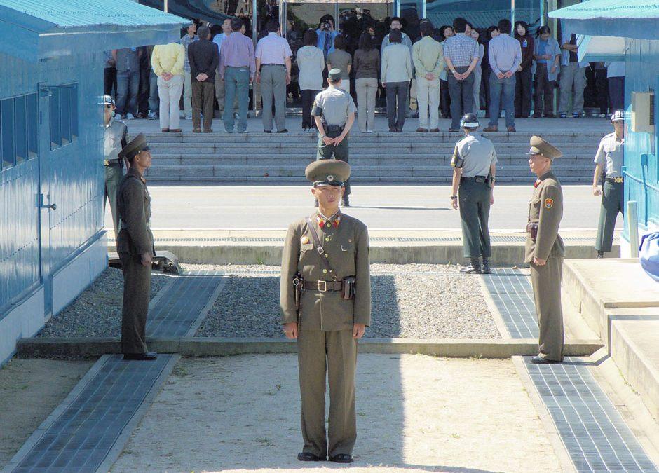 North Korea's Sorry Politics