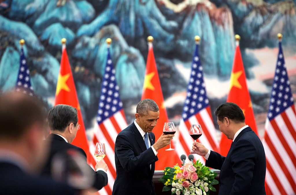 China and the Opportunity Costs of September 11