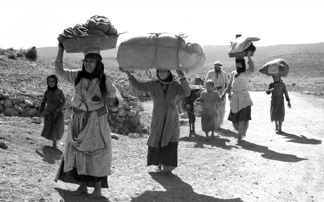 The Middle East's New Nakba