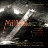 Milpa! From Seed to Salsa - book cover