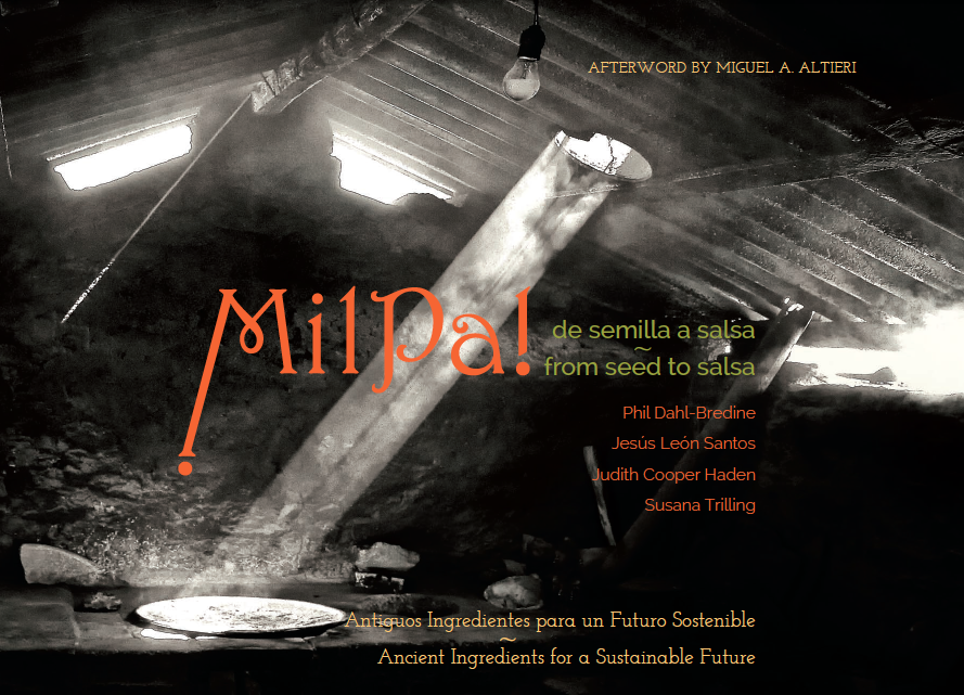 Book Event: Milpa! From Seed to Salsa