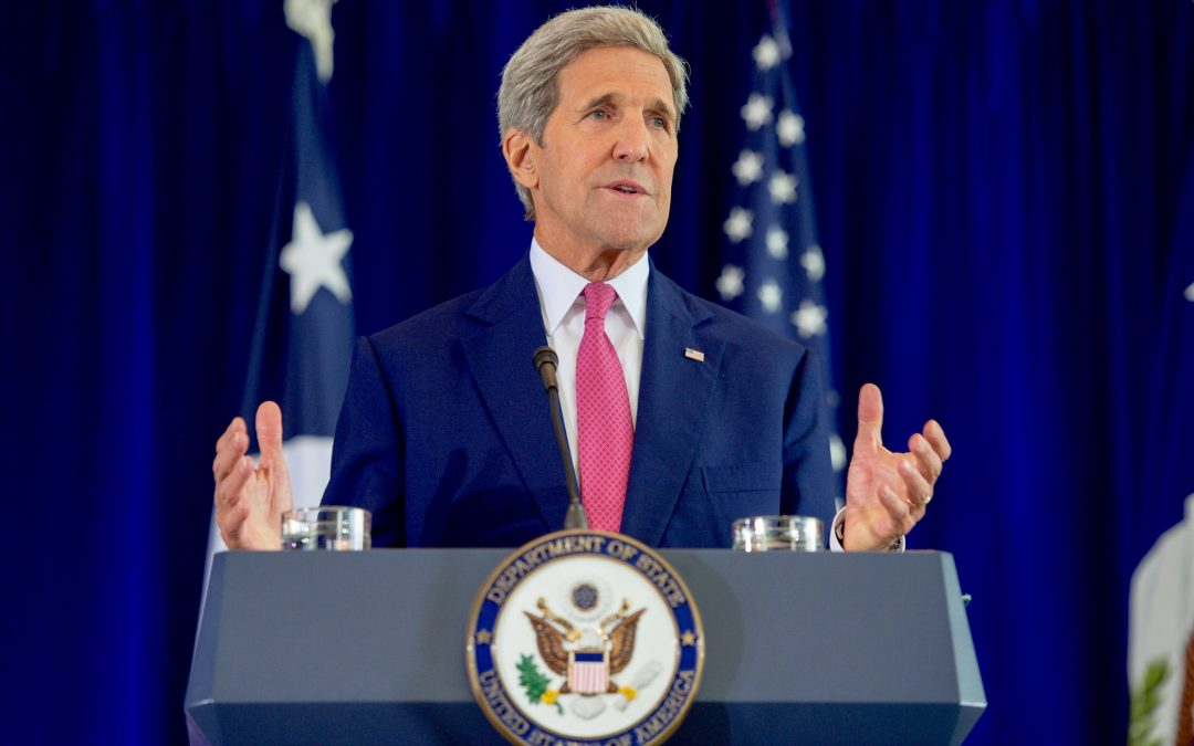What to expect from U.S. Secretary of State John Kerry's trip to the Middle East this week